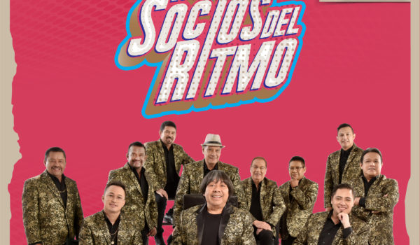¡BIENVENIDOS, LOS SOCIOS DEL RITMO!