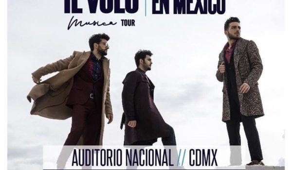 IL VOLO EN MÉXICO
